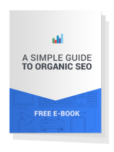 Read our free guide on Organic SEO