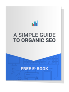 A Simple Guide To Organic SEO Free E Book